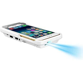 ZYWX Proiettore per Telefono Cellulare per Apple HD 1080P