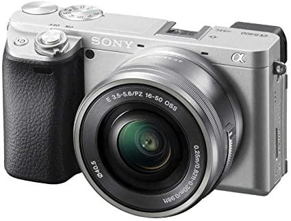 Fotocamera mirrorless Sony Alpha a6400: fotocamera digitale