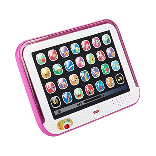 199765 - Fisher Price Smart Stages Tablet, Tablet Per Bambini Dai