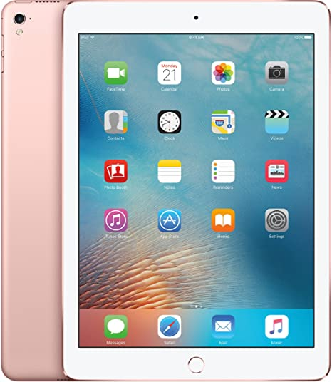 Apple iPad Pro Tablet (32GB, Wi-Fi, 9.7') Rose Gold