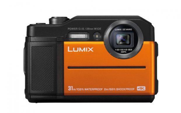 Fotocamera compatta Panasonic Lumix DC-FT7 - Tutto Digitale