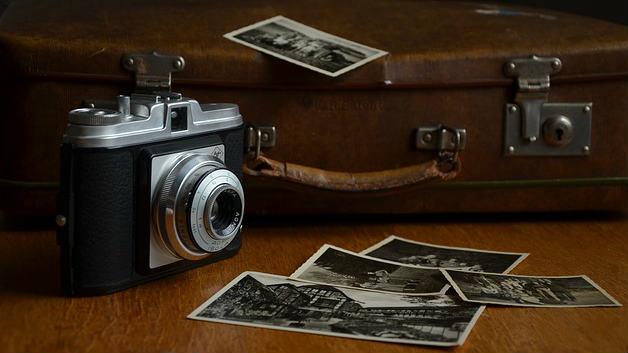 Macchina fotografica vintage: scatti retrò |WESTWING - Dalani e