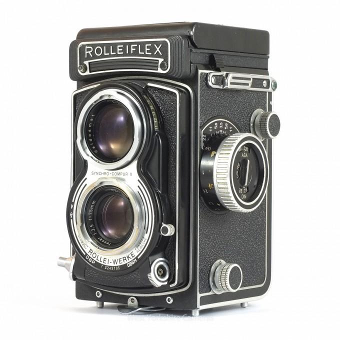 Macchine Fotografiche Vintage a Noleggio | CINEFACILITY