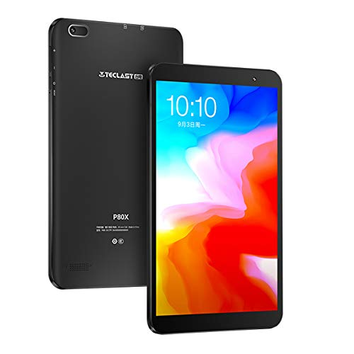 Tablet PC TECLAST P80X con Android 9.0, Tablet da 8 Pollici IPS 4G