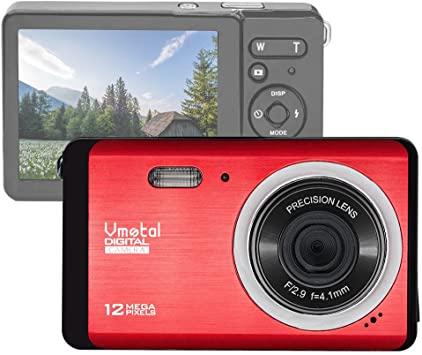 Vmotal GDC80X2 Fotocamera Digitale compatta con Zoom Digitale 8X
