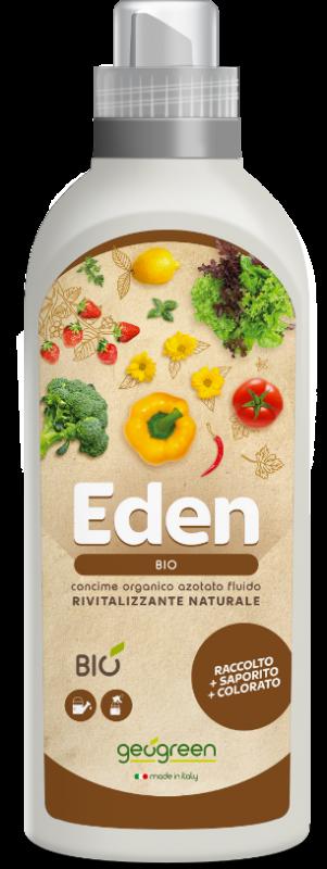 Concime liquido per orto Biologico Eden 1lt Gogoverde