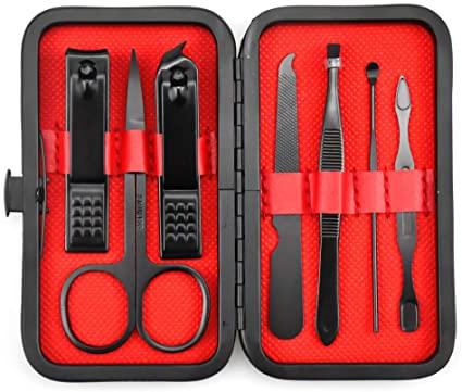 Kit Manicure Professionale Completo Set Pedicure Piedi Set