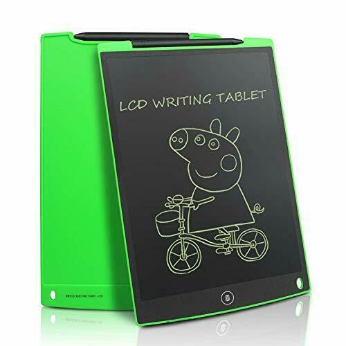 NEWYES Tavoletta Grafica LCD, 12 Pollici Tablet da Disegno Lavagna