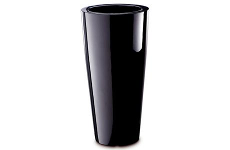 Plastecnic - Creativi per natura - Tan Vaso Tondo Alto Laccato 100