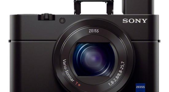 Sony presenta la nuova compatta RX100 III con mirino elettronico