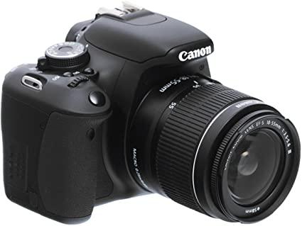 Canon EOS 600D Fotocamera Reflex Digitale 18 Megapixel con