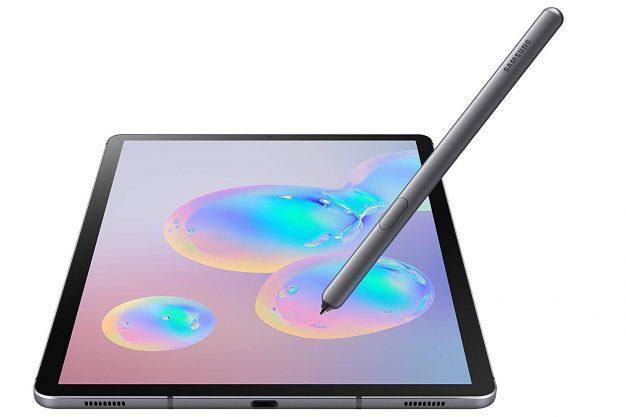 Meditativo spruzzo settimanalmente tablet con pennino samsung