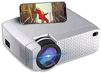 Mini proiettore, proiettore portatile a LED WIFI wireless stesso