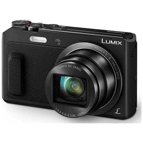 PANASONIC - Fotocamera Compatta Lumix DMC-TZ57 Sensore MOS 16 Mpx
