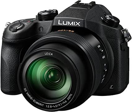 Panasonic Lumix DMC-FZ1000 Macchina Fotografica Digitale 20.9 Mpix