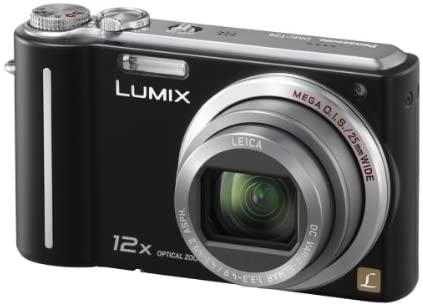 Panasonic Lumix TZ6 fotocamera digitale (10,1MP-12x Zoom ottico