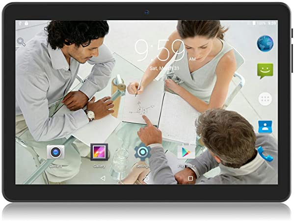 Android Tablet 10 inch, 3G Unlocked Phone Tablets PC