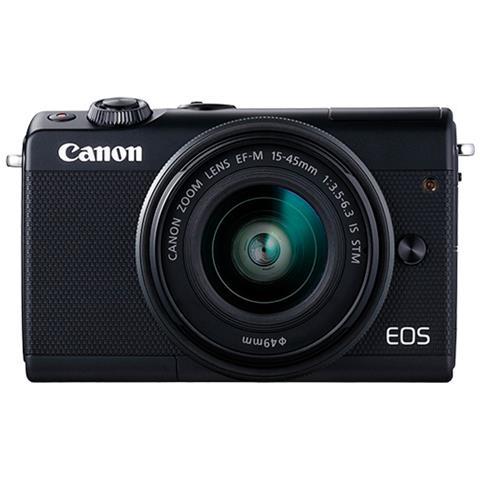 CANON - Fotocamera Compatta EOS M100 24,2 Mpx Display TFT Wi-Fi