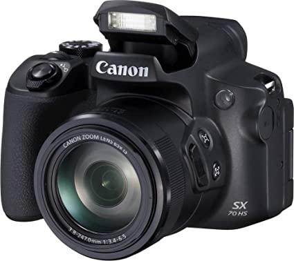 Canon PowerShot SX70 HS Fotocamera Bridge: Canon