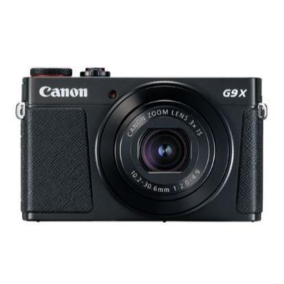 Fotocamera compatta Canon PowerShot G9xMark II 20.1MP 1