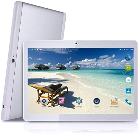 MRMAODOU Android Tablet 10 inch with Dual SIM Card