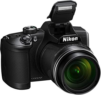 Nikon Coolpix B600 Fotocamera Bridge, 16 Megapixel, Zoom 60X, Full