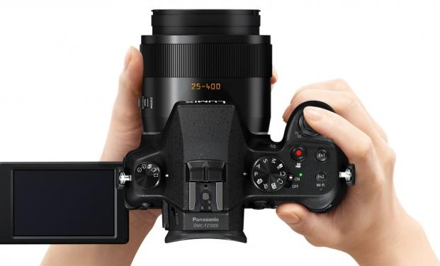 Panasonic propone una fotocamera bridge per catturare video 4K