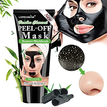 Black Mask,Maschere Viso,Maschera Nera,Rimuovere Punti Neri
