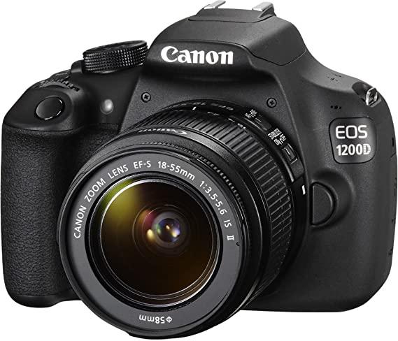 Canon EOS 1200D Fotocamera Reflex Digitale, 18 Megapixel