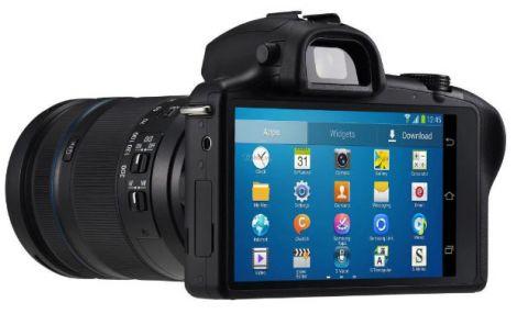 Galaxy NX, la fotocamera professionale con Android - Zeus News