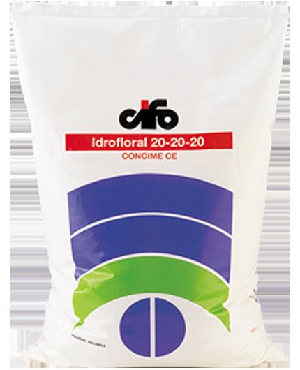 Idrofloral 20-20-20 - Cifo