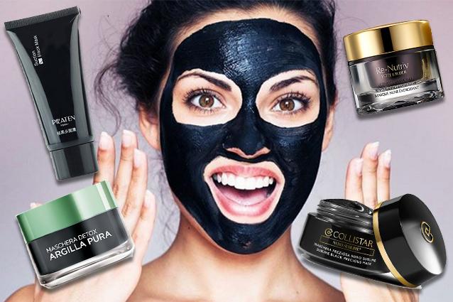 Maschera nera per eliminare i punti neri: i segreti e la ricetta