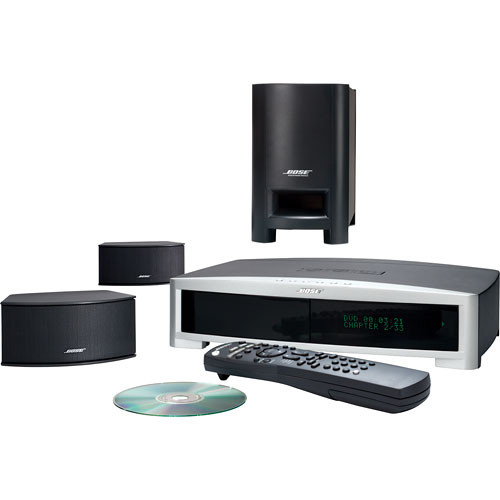 Bose 3-2-1 GS Series II Home Theater System - Graphite 34124 B&H