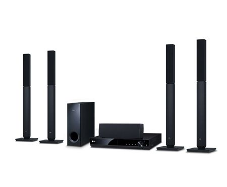 LG DH4530T 1000 Watt Region-Free Home Theater System Combo for 110