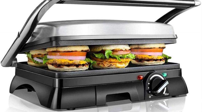 Migliori Piastre per Hamburger - Piastre per Panini
