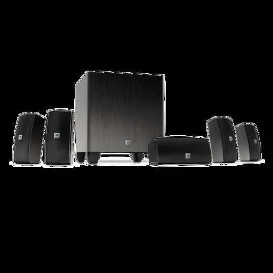 JBL Cinema 610 | Advanced 5.1 speaker system